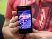 Видеообзор смартфона S-TELL С200 от портала Smartphone.ua!