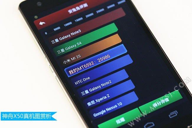 Hasee X50   смартфон покрытый с двух сторон стеклом