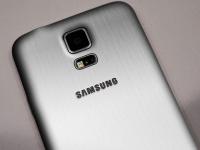 Премиум-флагман Samsung Galaxy S5 Prime выйдет в пяти цветах корпуса