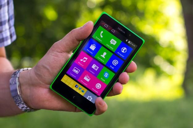 Видеообзор смартфона Nokia XL dual SIM от портала Smartphone.ua!