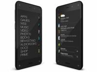 Amazon официально представила смартфон Fire Phone с 3D-интерфейсом