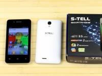 Видеообзор смартфона S-TELL M210 от портала Smartphone.ua!