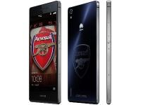 Huawe Ascend P7 Arsenal Edition – смартфон для фанатов лондонского