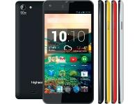 Highscreen Omega Prime S — 4-ядерный двухсимник с Android KitKat и 4 сменными панелями