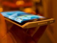 Samsung Galaxy Note Edge — фаблет с загнутым по краям дисплеем