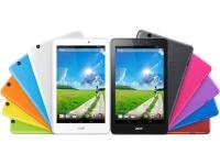 IFA 2014: Iconia One 8, Iconia One 8 W и Iconia Tab 10 — трио бюджетных планшетов от Acer