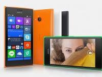 IFA 2014: Nokia представила бюджетные селфи-смартфоны Lumia 730 и 735