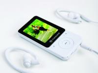 Transcend представила аудиоплеер MP710 с функцией шагомера