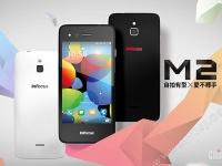 Infocus M2 — двухсимочный LTE-