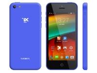 teXet iX-mini  — яркий бюджетный смартфон с Android KitKat