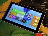 Vaio представила прототип премиального Windows-планшета