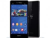 Sony анонсировала флагманский смартфон Xperia Z3v
