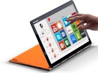 Lenovo Yoga 3 Pro — ноутбук-трансформер с 13.3-дюймовым QHD+ дисплеем