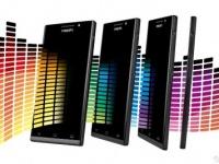 Philips готовит смартфон со сканером отпечатков пальцев и Yun OS 3.0