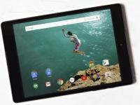 Состоялась презентация Nexus 9 с 64-битный NVIDIA Tegra K1 и Android Lollipop