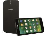 Philips Xenium V387 — 5-дюймовый смартфон-«долгожитель» на Android KitKat