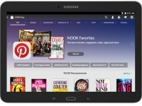 Samsung и Barnes & Noble представили 10.1-дюймовый Galaxy Tab 4 Nook