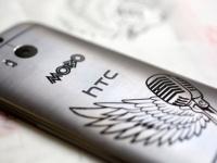 HTC представила эксклюзивную версию флагмана One (M8) для MOBO Awards 2014
