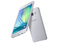 Samsung представила смартфоны Galaxy A3 и Galaxy A5 в тонком металлическом корпусе