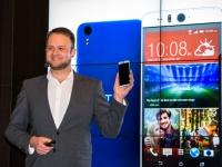 HTC Desire EYE официально представлен в Украине с ценником в 8 699 грн