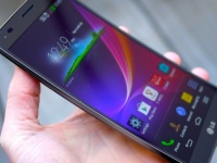 LG G Flex 2 с изогнутым дисплеем представят на CES 2015