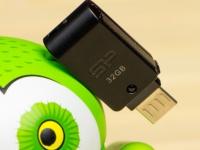 Обзор USB-накопителя Silicon Power USB 2.0 Flash Drive Mobile X21 (32 ГБ)