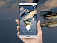 Опубликованы фото Huawei Ascend Mate 7 Plus с узкими рамками