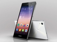 Huawei Ascend P8 получит тонкий цельнометаллический корпус