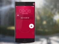 ViewSonic V55 — первый в мире смартфон со сканером радужной оболочки глаза