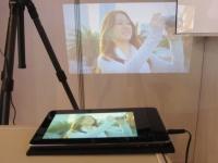 Aiptek ProjectorPad P70 — 7-дюймовый Android-планшет с пикопроектором
