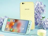 Sugar Macaron Diamond —  Android-смартфон с бриллиантами за $1431