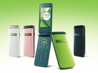 Sharp Aquos K и Kyocera Gratina 2  — защищенные Android-