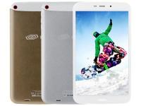 Компания IRU расширила ассортимент 7-ми и 8-дюймовых планшетов
