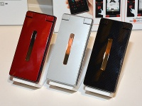 Sharp представила защищенный смартфон-