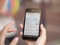 Sony представила бюджетный смартфон Xperia E4g с поддержкой LTE