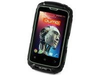 Qumo Quest Defender — 3.5-дюймовый защищенный смартфон эконом-класса