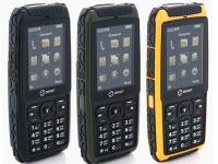 Senseit P101 — защищенный телефон с емкой батареей за $65