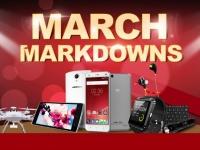Гаджеты из Китая: мартовские скидки на Gearbest.com