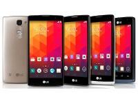 LG представила в Украине изогнутые смартфоны среднего класса: Magna, Spirit и Leon