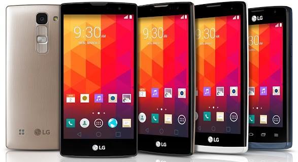 Обзор изогнутого смартфона LG Spirit Y7 H422