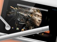 Qumo Sirius YOODA 10 — двухсимочный Android-планшет в стиле Yoga Tablet