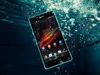 В Сети оказалось промо-фото смартфона Sony Xperia C4