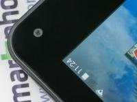 Большой планшет – большие возможности. Prestigio MultiPad MUZE 5001 3G: Фронтальная камера