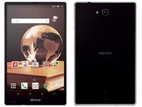 Sharp Aquos Pad SH-05G — тонкий Android-планшет с 8-ядерным Snapdragon 810