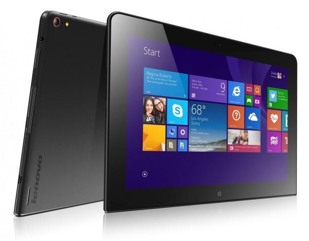 Lenovo ThinkPad 10: бизнес-планшет на базе Intel Atom и Windows 10