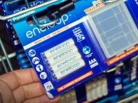 Два комплекта аккумуляторов Panasonic eneloop нашли своего владельца!