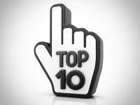 ТОП 10 за неделю - самые интересные новости. Выпуск 23-2015