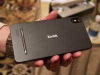 Анонсирован старт продаж смартфона Kodak IM5