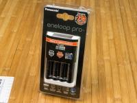 Комплект аккумуляторов Panasonic eneloop pro нашел своего владельца!