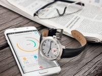 Mondaine Helvetica 1: швейцарские смарт-часы ограниченной серии